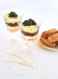 Elegant & Cruelty Free Caviar Selection