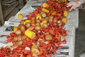 Complete Crawfish Boil Makings
