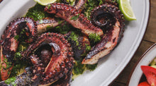 Tenderized Octopus (Pulpo)