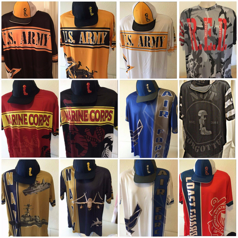 Jerseys & Hoodies