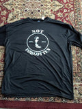 Not Forgotten (Classic Logo) - Short Sleeve Shirt - Dry Fit