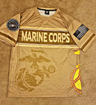 Armed Forces Jerseys (Desert Tan)