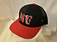 Hat. Red/Navy (Snapback)
