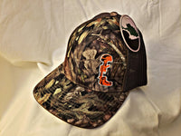 Hat. Mossy Oak. (Dark)
