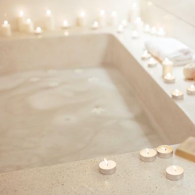The Power of Bathing with Crystals - JulRe Designs LLC