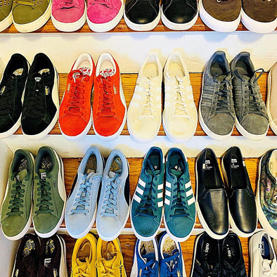 Color Craze: Fun Sneakers in Cool Colorways - JulRe Designs LLC