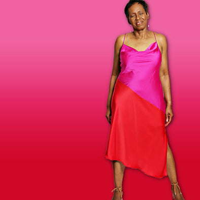Color Craze: Seasonless Slip Dresses - JulRe Designs LLC