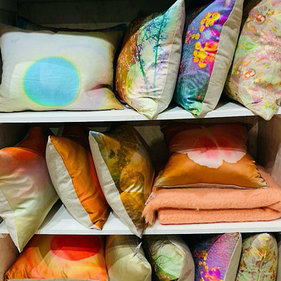 Color Craze: Passion for Pillows - JulRe Designs LLC
