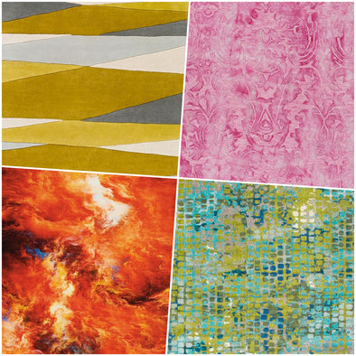 Colorful Quarters: 16 Radiant Rugs That Will Energize Any Room