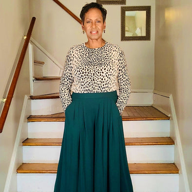 Colorful Closet: Why Wide Leg Pants Should Be A Staple in Your Wardrobe