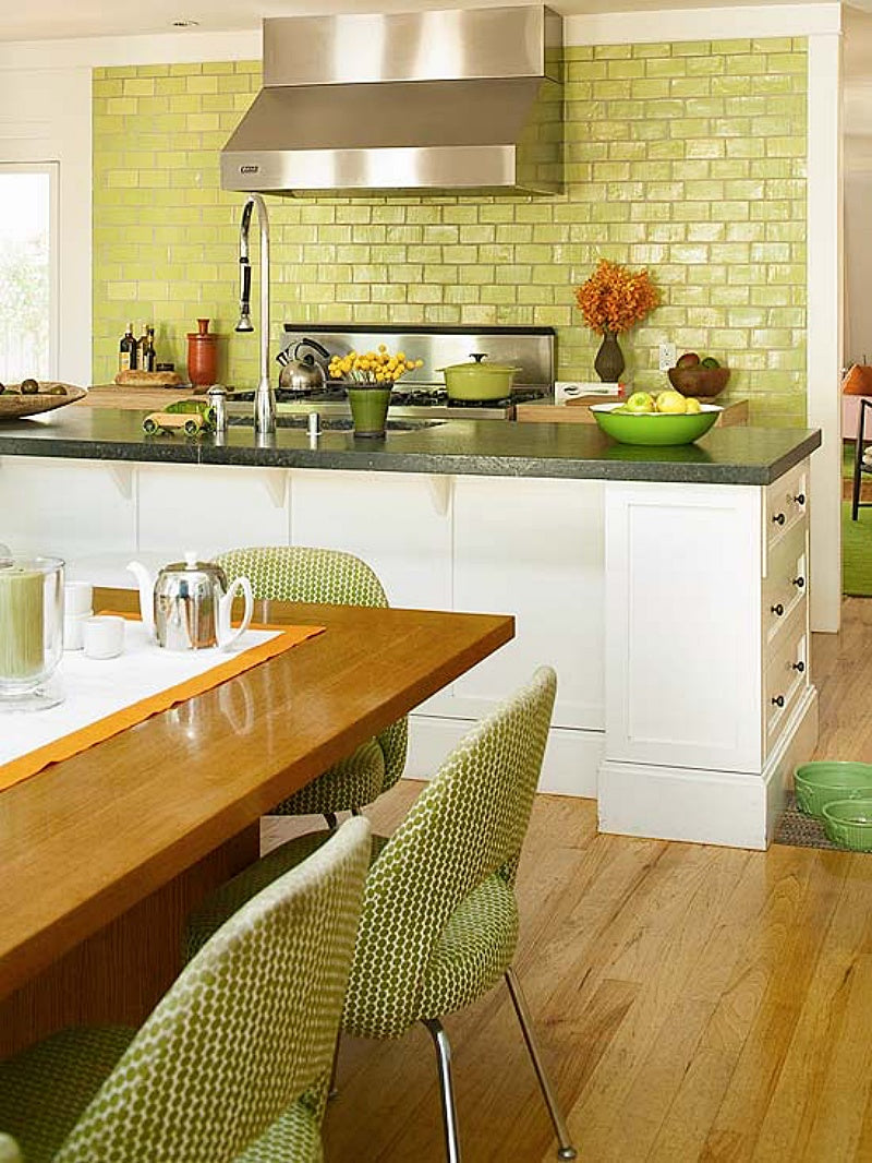 Green Color Schemes - Better Homes & Gardens