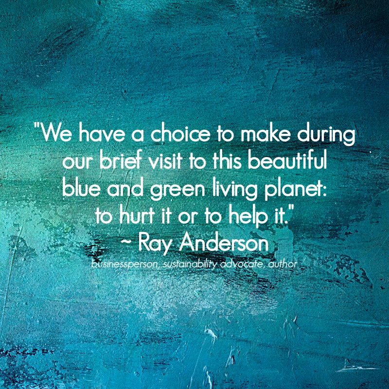 Ray Anderson Quote