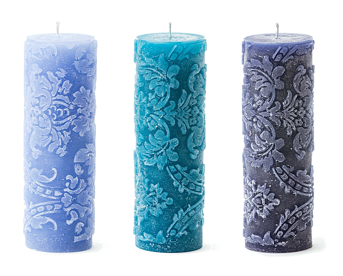 Decorative Color Candles - The Color Lab Blog