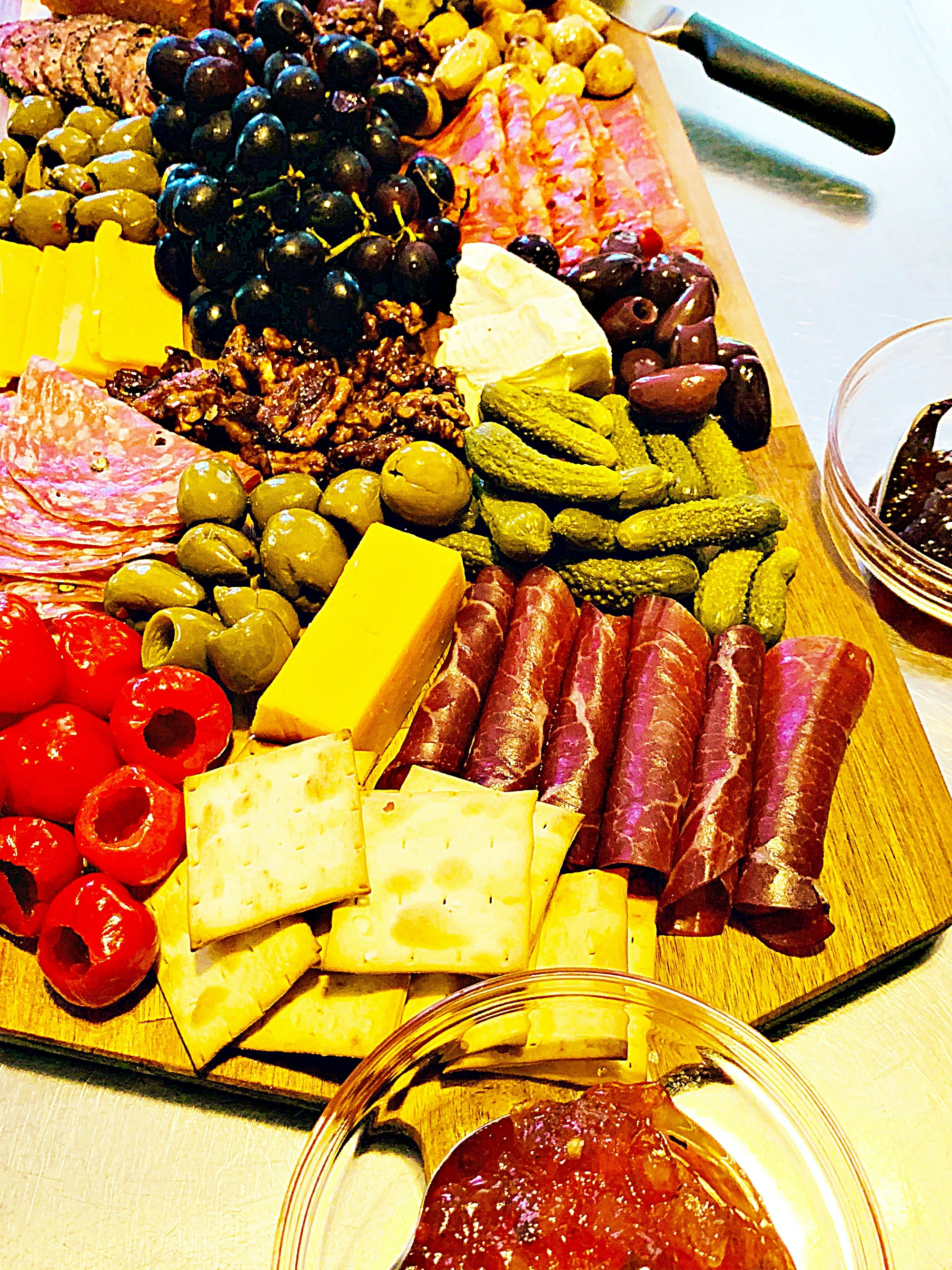 Charcuterie Board | The Color Lab Blog