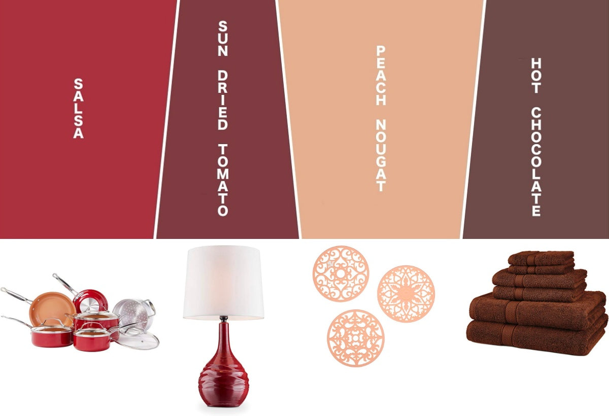 Fall/Winter 2019 Color Trends Report - Product Board 1 - The Color Lab Blog
