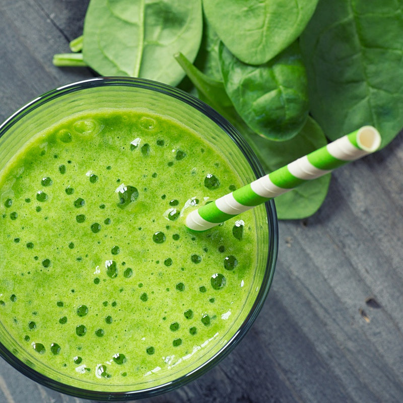 Detox Spinach Green Smoothie