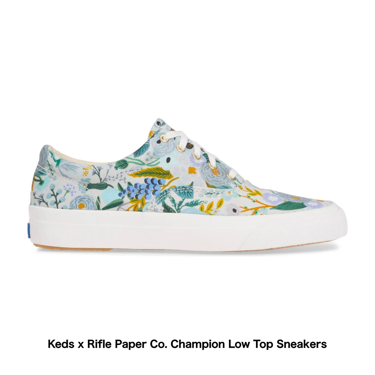 Keds x Rifle Paper Co. Champion Low Top Sneakers - Nordstrom