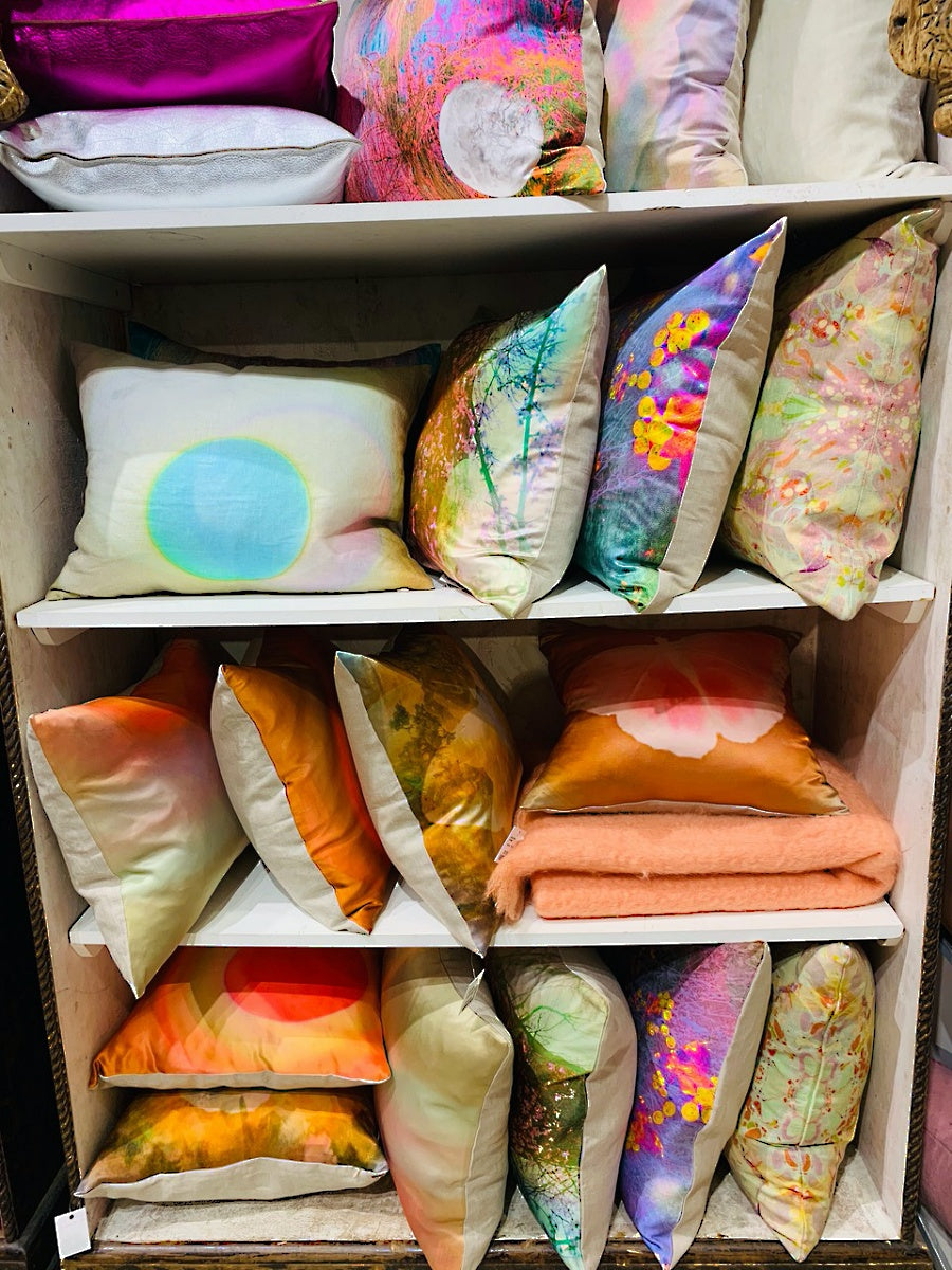 Pillows at ABC Carpet and Home, New York< NY