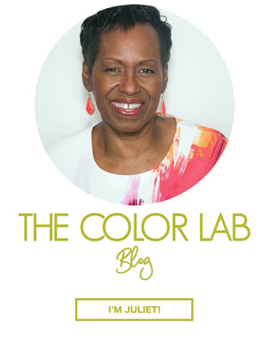 The Color Lab Blog - I'm Juliet!