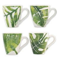 VIETRI Into the Jungle Set of 4 Mugs | Nordstrom