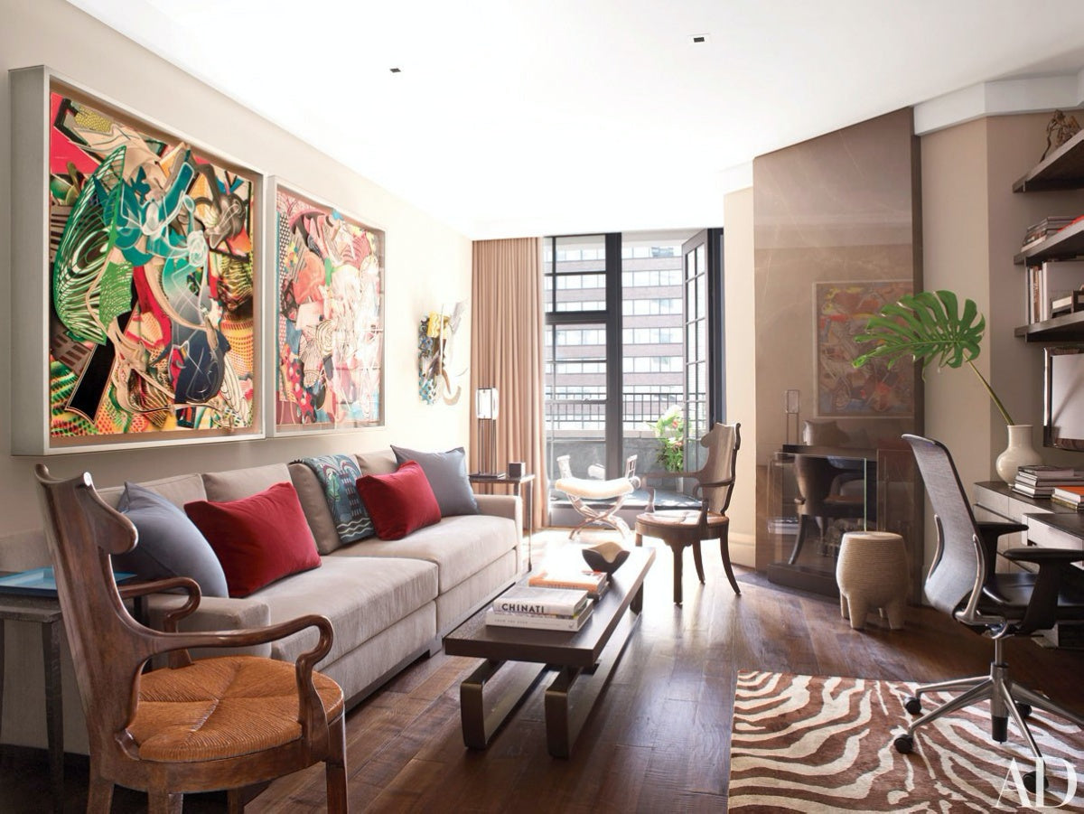 Furnishings Mogul Holly Hunt Chicago Apartment