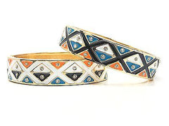 Devora Bracelet in White Multi