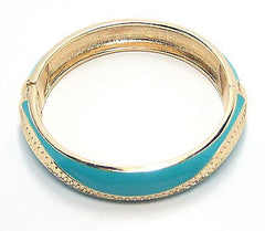 Vanessa Bracelet in Peacock Blue