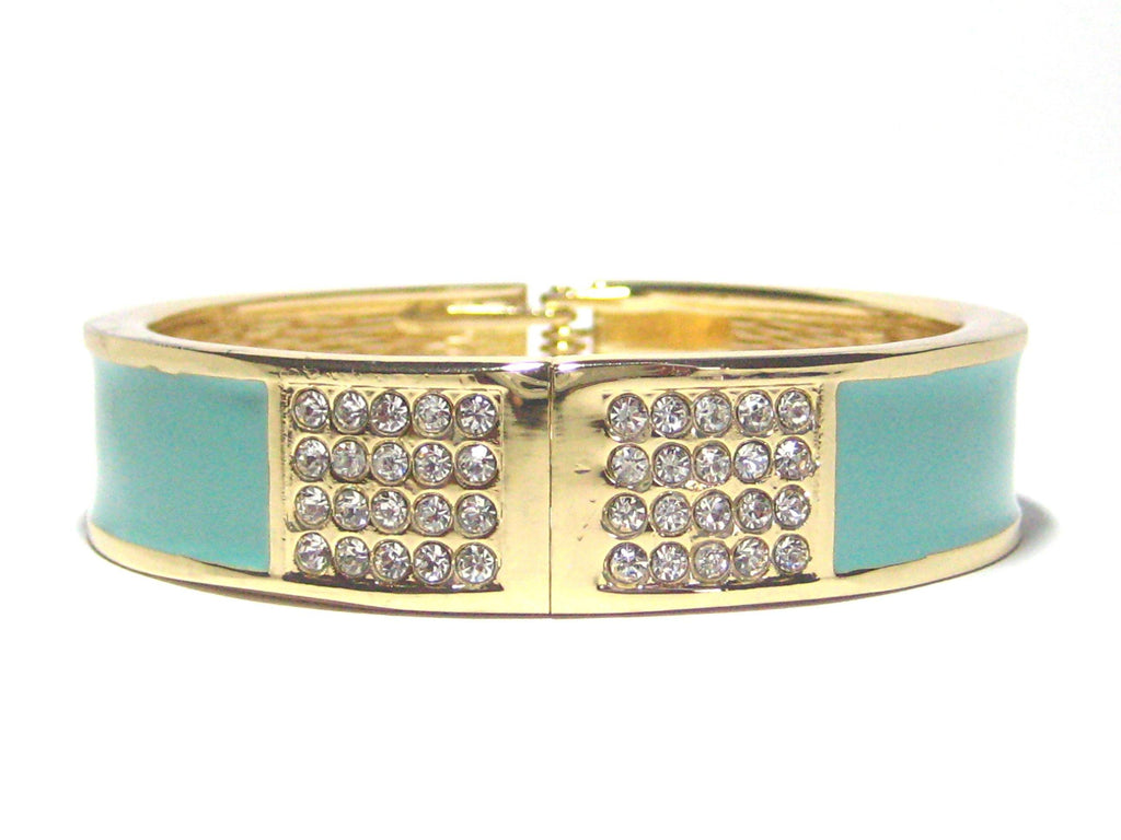 Tricia Bracelet in Mint Green