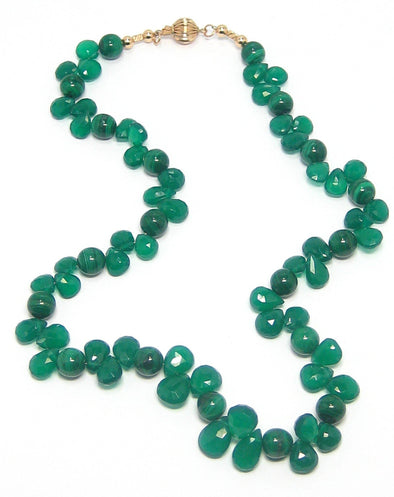 Green Envy Necklace | JulRe Designs