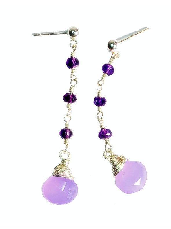 Bettina Earrings - JulRe Designs LLC