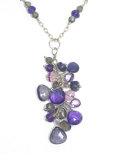 Grappa Necklace - JulRe Designs LLC