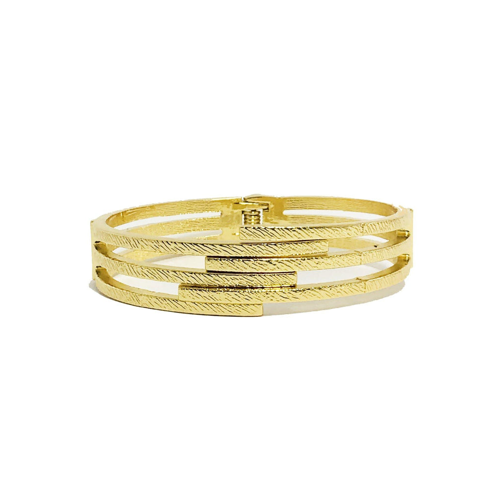 Clarita Bracelet in Gold