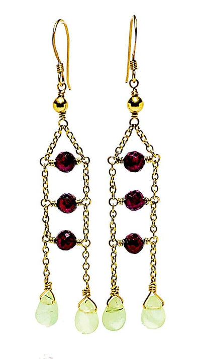 Briana Earrings - JulRe Designs LLC