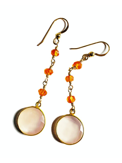 Georgina Earrings - JulRe Designs LLC