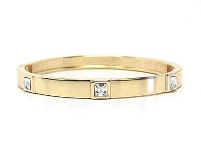 Avica Bracelet in Gold - JulRe Designs LLC