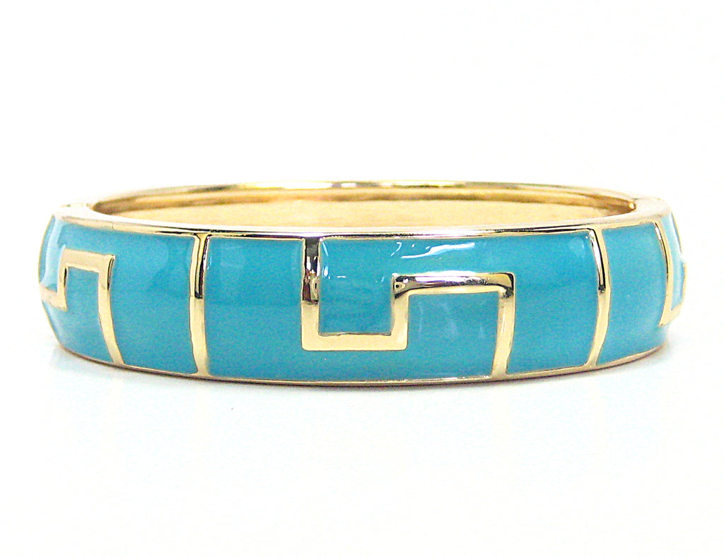 Tamara Bracelet in Peacock Blue