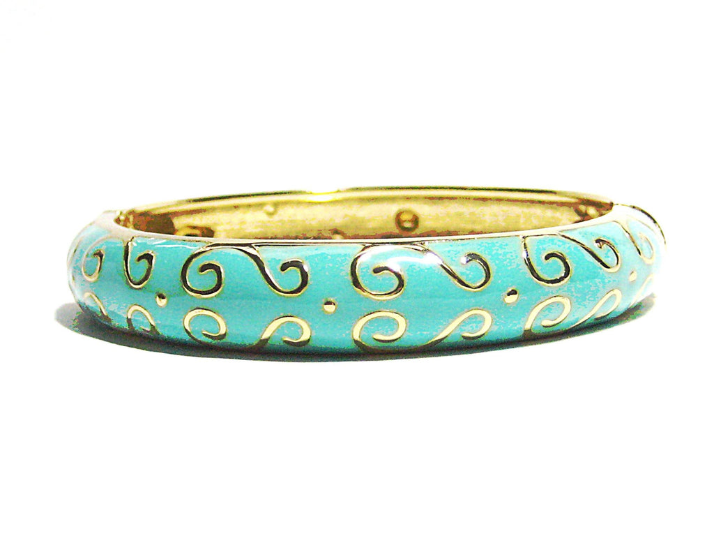 Lonette Bracelet in Mint Green