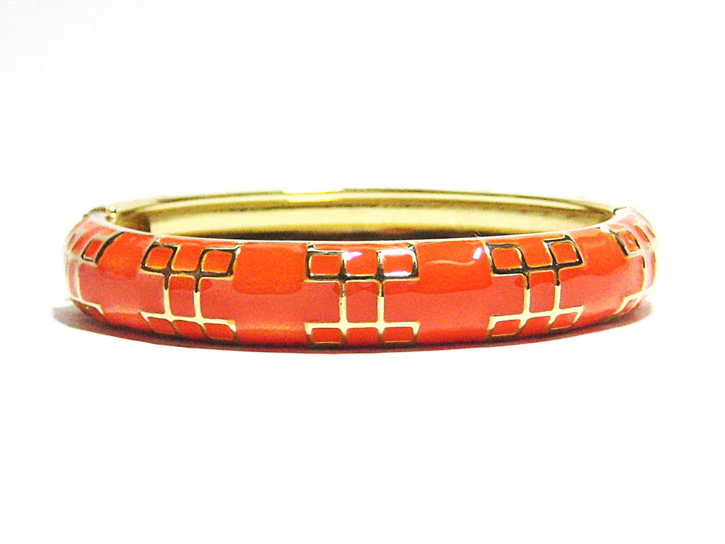 Lorena Bracelet in Orange