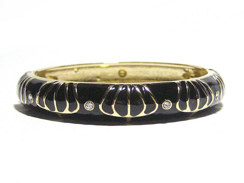 Sienna Bracelet in Black