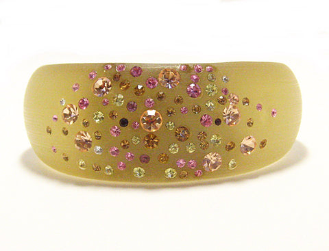 Ella Cuff Bracelet in Gold