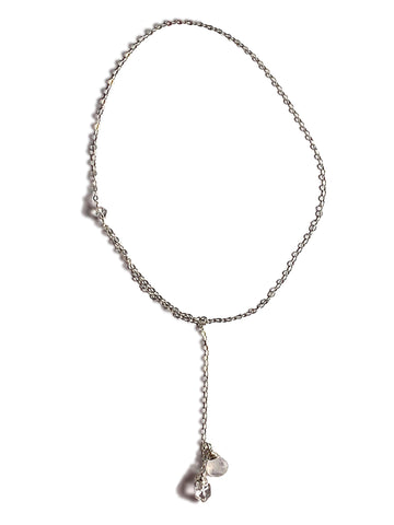 Modern Lariat Necklace No. 8