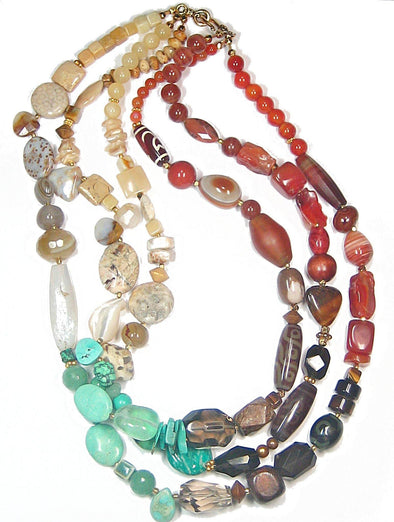 Southwest Sunset Necklace - JulRe Designs LLC
