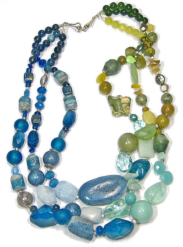South Sea Necklace - JulRe Designs LLC
