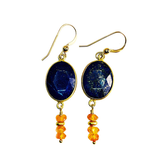 Thea Earrings - JulRe Designs LLC