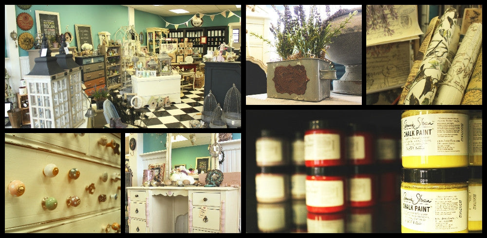 Shoppe collage