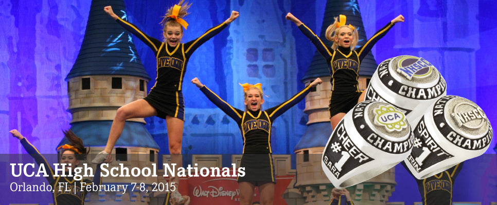 UCA National High School Cheerleading Championship