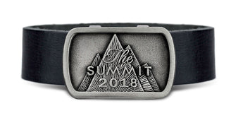 2018 Summit Leather Bracelet