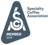 Specialty Coffee Association Member 2019 Logo