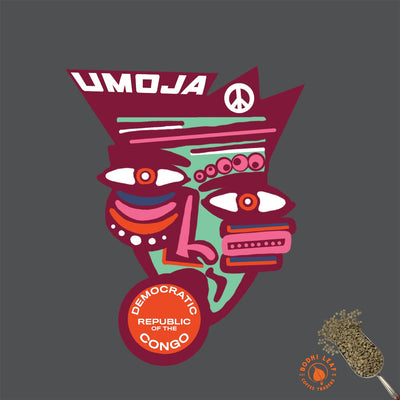 Democratic Republic of Congo Umoja - Green