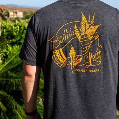 Bodhi Coffee Cherry T-Shirt-Bodhi Leaf Coffee Traders